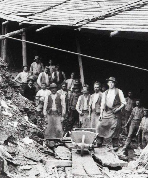 Steinbruch Tiergarten Mitarbeiter